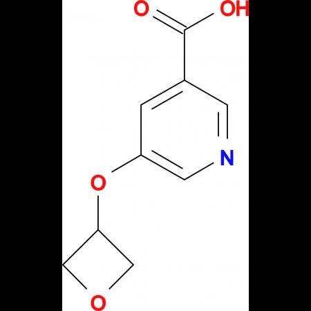 5-(Oxetan-3-yloxy)pyridine-3-carboxylic acid