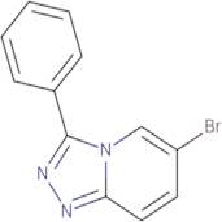 6-Bromo-3-phenyl-[1,2,4]triazolo[4,3-a]pyridine