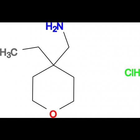 (4-Ethyloxan-4-yl)methanamine hydrochloride