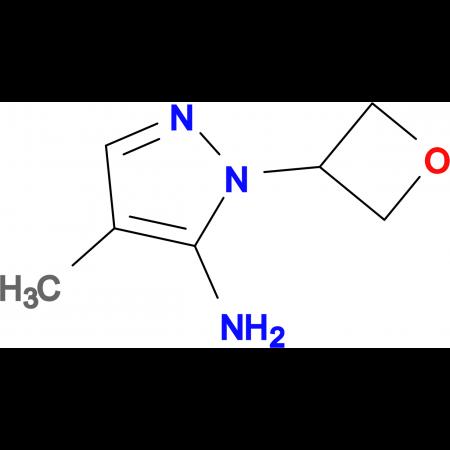 4-Methyl-1-(oxetan-3-yl)-1H-pyrazol-5-amine