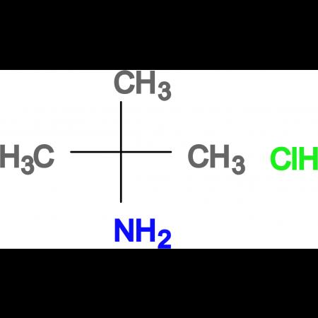 2-Methylpropan-2-amine hydrochloride