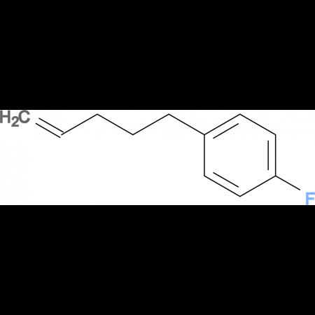 5-(4-Fluorophenyl)-1-pentene