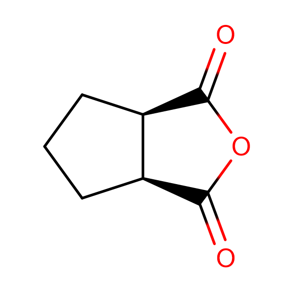 cis-1,2-Cyclopentanedicarboxylic anhydride