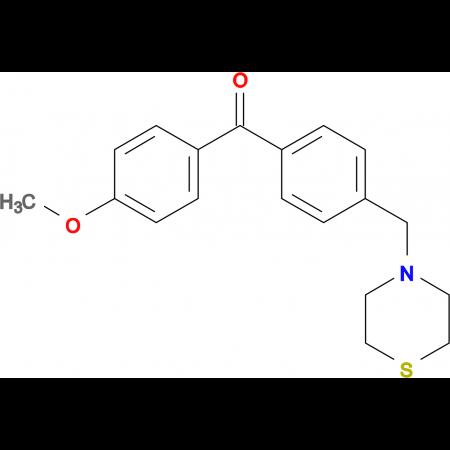 4-methoxy-4'-thiomorpholinomethyl benzophenone