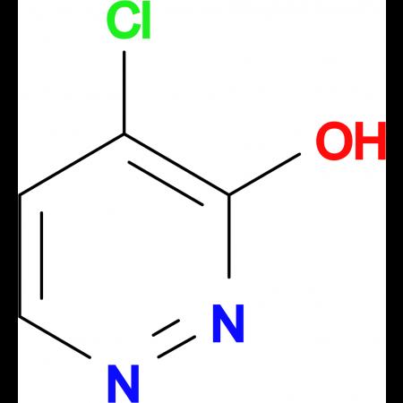4-Chloropyridazin-3-ol