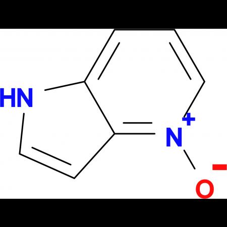 1H-Pyrrolo[3,2-b]pyridine 4-oxide