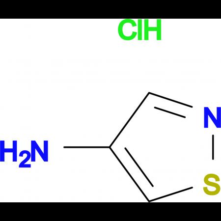 Isothiazol-4-amine hydrochloride
