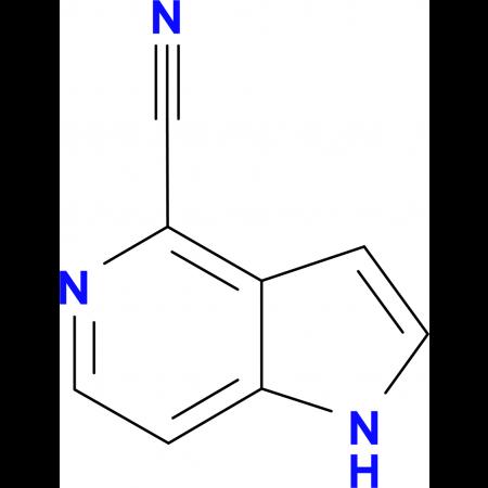 1H-Pyrrolo[3,2-c]pyridine-4-carbonitrile