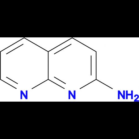 1,8-Naphthyridin-2-amine