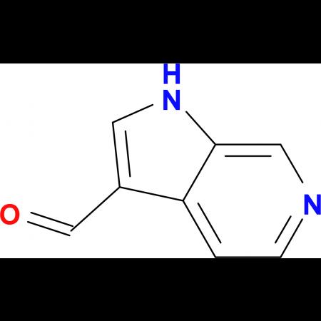 1H-Pyrrolo[2,3-c]pyridine-3-carbaldehyde