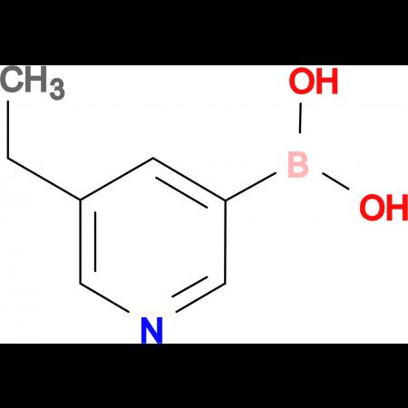 (5-Ethylpyridin-3-yl)boronic acid