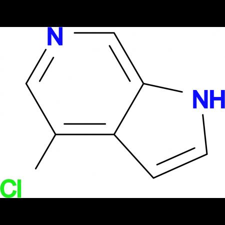 4-Chloro-1H-pyrrolo[2,3-c]pyridine