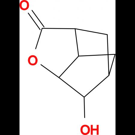 6-Hydroxyhexahydro-2H-3,5-methanocyclopenta[b]furan-2-one
