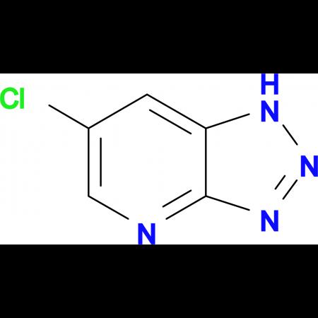 6-Chloro-1H-[1,2,3]triazolo[4,5-b]pyridine