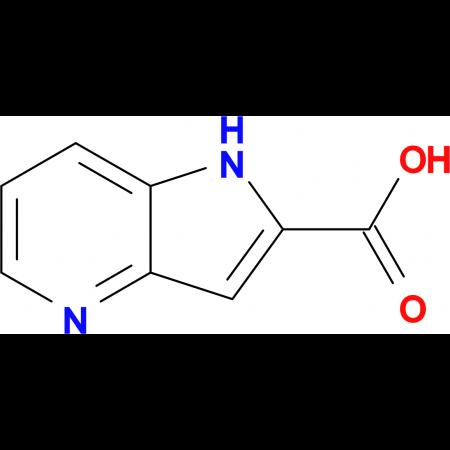 1H-Pyrrolo[3,2-b]pyridine-2-carboxylic acid