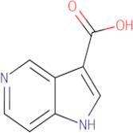 1H-Pyrrolo[3,2-c]pyridine-3-carboxylic acid