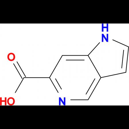 1H-Pyrrolo[3,2-c]pyridine-6-carboxylic acid