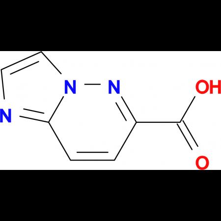 Imidazo[1,2-b]pyridazine-6-carboxylic acid