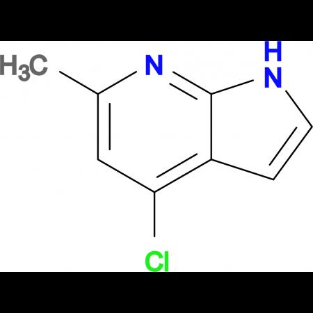 4-Chloro-6-methyl-1H-pyrrolo[2,3-b]pyridine