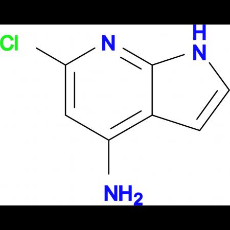 6-Chloro-1H-pyrrolo[2,3-b]pyridin-4-amine