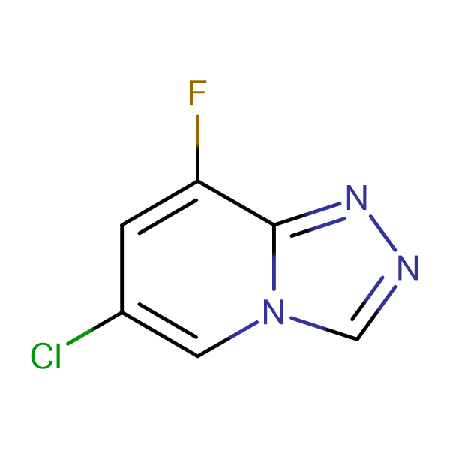 6-Chloro-8-fluoro-[1,2,4]triazolo[4,3-a]pyridine