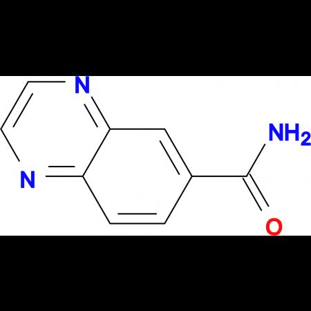 Quinoxaline-6-carboxamide