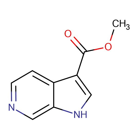 Methyl 1H-pyrrolo[2,3-c]pyridine-3-carboxylate
