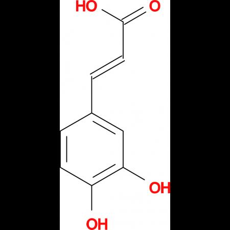 3-(3,4-Dihydroxyphenyl)acrylic acid