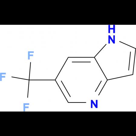 6-(Trifluoromethyl)-1H-pyrrolo[3,2-b]pyridine