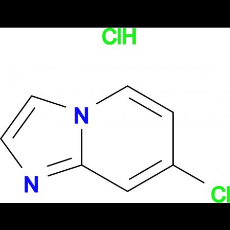 7-Chloroimidazo[1,2-a]pyridine hydrochloride