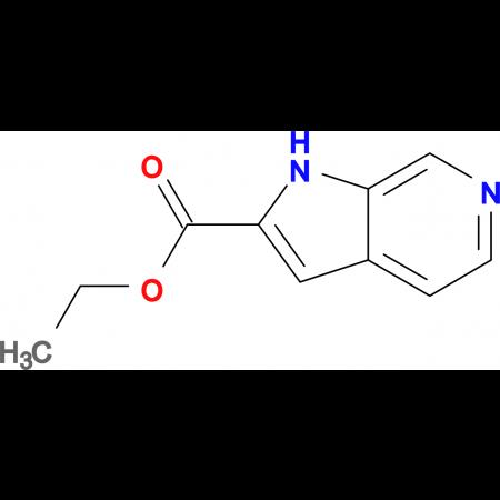 Ethyl 1H-pyrrolo[2,3-c]pyridine-2-carboxylate
