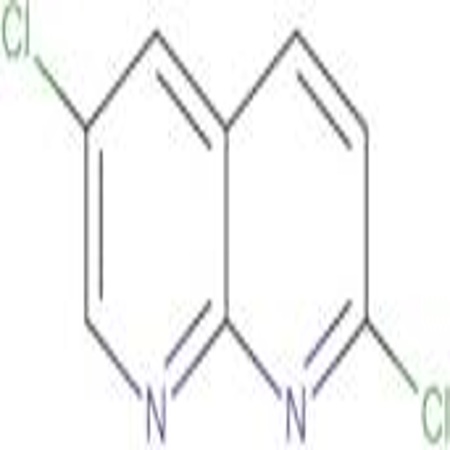2,6-Dichloro-1,8-naphthyridine