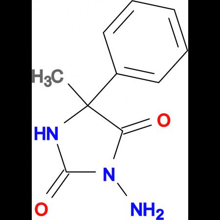 3-Amino-5-methyl-5-phenylimidazolidine-2,4-dione