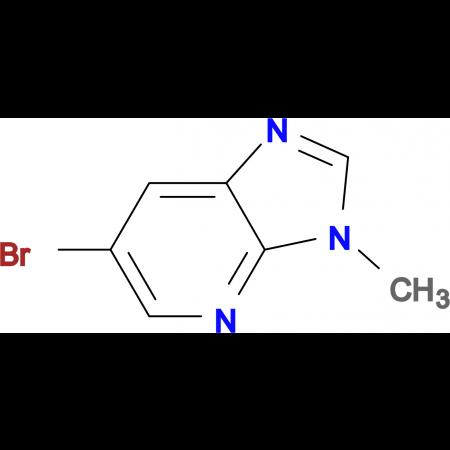 6-Bromo-3-methyl-3H-imidazo[4,5-b]pyridine