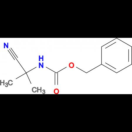 Benzyl (1-cyano-1-methylethyl)carbamate