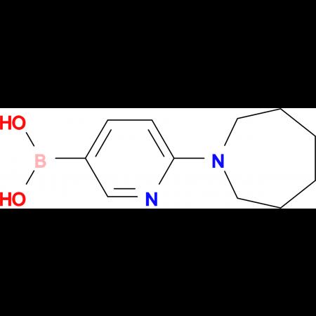 (6-(Azepan-1-yl)pyridin-3-yl)boronic acid