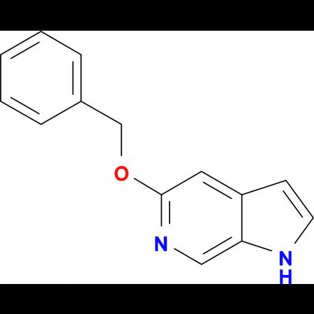 5-(Benzyloxy)-1H-pyrrolo[2,3-c]pyridine