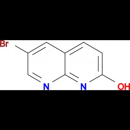 6-Bromo-1,8-naphthyridin-2-ol