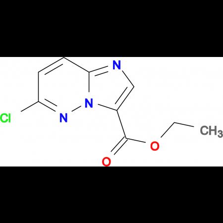 Ethyl 6-chloroimidazo[1,2-b]pyridazine-3-carboxylate