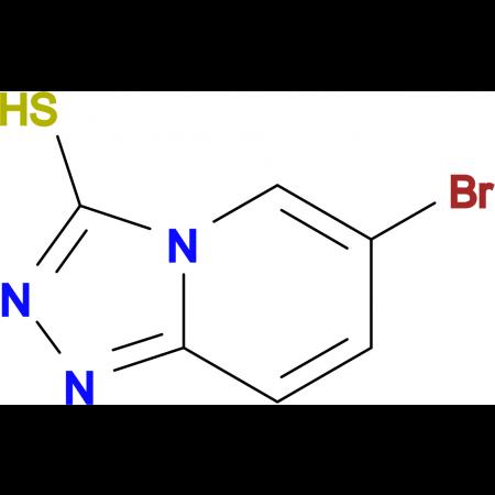 6-Bromo-[1,2,4]triazolo[4,3-a]pyridine-3-thiol