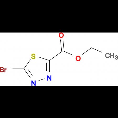 Ethyl 5-bromo-1,3,4-thiadiazole-2-carboxylate