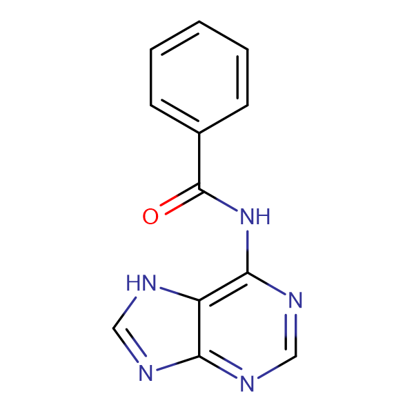 N-(7H-Purin-6-yl)benzamide