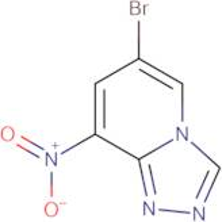 6-Bromo-8-nitro-[1,2,4]triazolo[4,3-a]pyridine