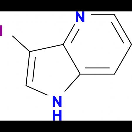 3-Iodo-1H-pyrrolo[3,2-b]pyridine