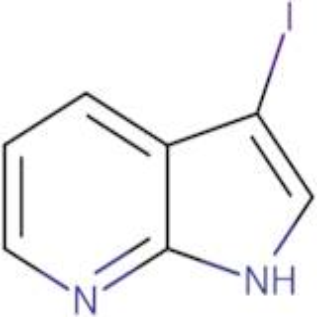 3-Iodo-1H-pyrrolo[2,3-b]pyridine