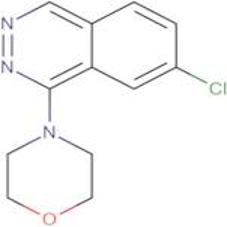 4-(7-Chlorophthalazin-1-yl)morpholine