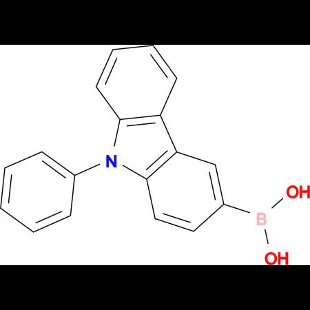 (9-Phenyl-9H-carbazol-3-yl)boronic acid