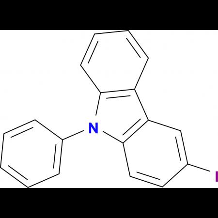 3-Iodo-N-phenylcarbazole