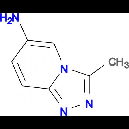3-Methyl-[1,2,4]triazolo[4,3-a]pyridin-6-amine