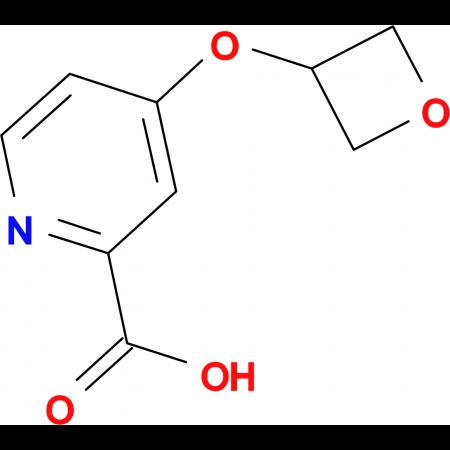 4-(Oxetan-3-yloxy)pyridine-2-carboxylic acid